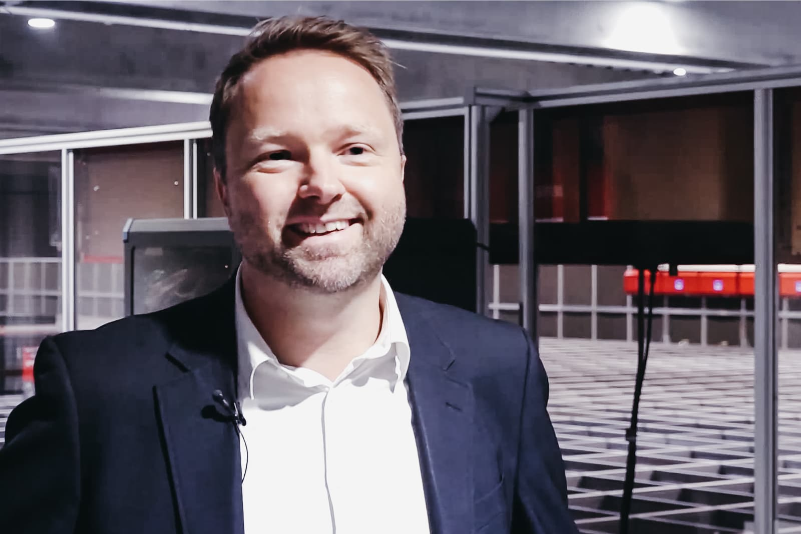 Ivan Jæger Christiansen, Managing Director of Proshop
