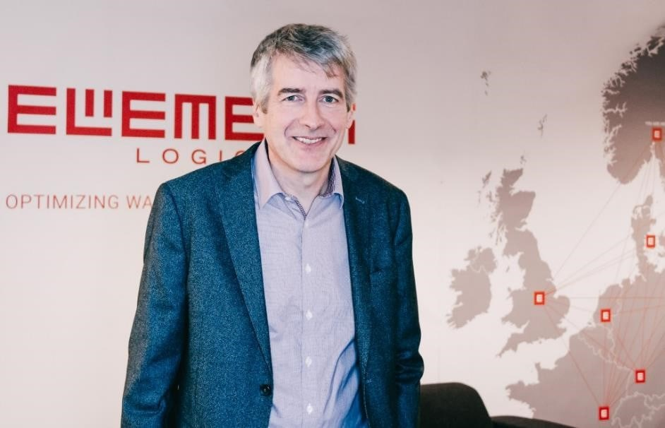 Arnold Hjelm Nielsen d'Element Logic Norvège