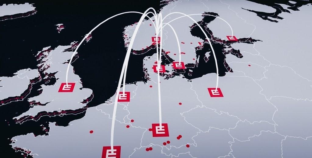 Element Logic, votre partenaire pour l'optimisation d'entrepôts en Europe