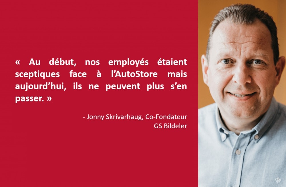 Element Logic - Jonny Skrivarhaug, co-fondateur GS Bildeler