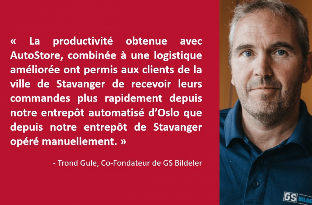 Element Logic - Trond Gule, co-fondateur de GS BIldeler