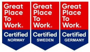 Element Logic certifié Great Place to Work