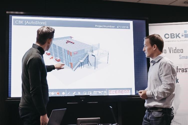 Element Logic - Chaque système AutoStore unique et adaptée à votre entrepôt